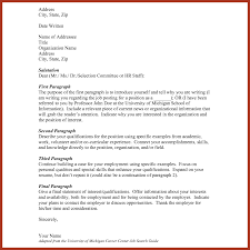 T Cover Letter Sample Job Proposal Example