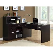 l shaped home office desk. Monarch Specialties Hollow Core L Shaped Home Office Desk Enlarge O