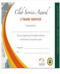 Award Certificates Pdf
