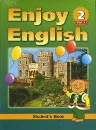 enjoy english Английский с удовольствием Учебник класс  enjoy english 2 Английский с удовольствием Учебник 3 4 класс