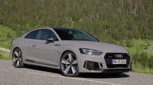 2018 Audi RS 5 Coup Nardo Grey  Footage On Location Andorra  YouTube
