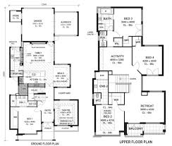 Beautiful Modern Home Design Floor Plans Contemporary Decorating .