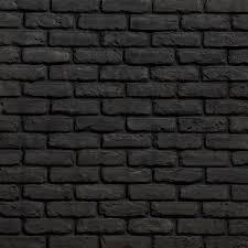 black brick texture. Koni Materials LLC Old Chicago Charcoal Thin Brick Black Texture T