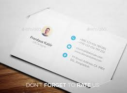 personal business card graphicriver