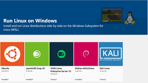How To Get A Screenshot How To Get Started With The Windows Subsystem For Linux