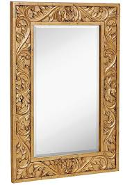 lighted wall mirror