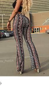 Flare Pants Pattern Cool Pants Aztec Flare Pants Flare Bottoms Flare Bottoms Boho