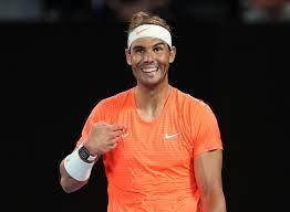 Australian Open: Rafael Nadal sieht den Mittelfinger und bleibt cool - DER  SPIEGEL