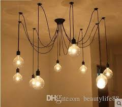 coffee shop lighting. Modern Clothing Store Restaurant Coffee Shop Window Lighting Chandelier  Creative Personality Diffusing Light Long Spider Pendants Instant Pendant Coffee Shop Lighting B