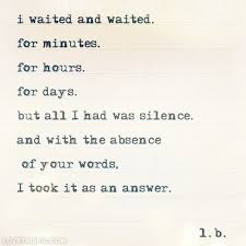 Image result for won't wait forever quotes