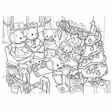 Sylvanian Families Kleurplaten Leuk Voor Kids