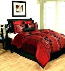 red dark comforter bedroom set bed comforters sets ding bath and beyond twin leather dark red comforter medium size of sets