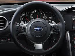 subaru brz interior. Unique Brz 2017 Subaru BRZ Leatherwrapped Steering Wheel Intended Brz Interior