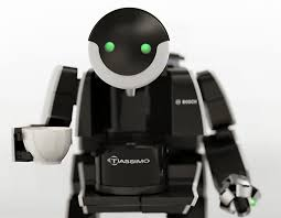 Coffee maker robot baristas source: Would Like This To Greet Me In The Am