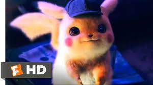 Pokémon Detective Pikachu (2019) - Meeting Pikachu Scene (1/10)