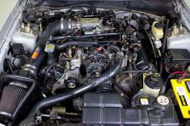 1996-2004 Mustang GT K&N FIPK Cold Air Intake 57-2519-3