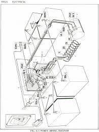 Ez go txt electric wiring diagram fresh ezgo txt light wiring