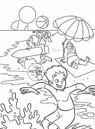 Adult ~ Spring Season Coloring Page For Kids Seasons Pages Spring ...