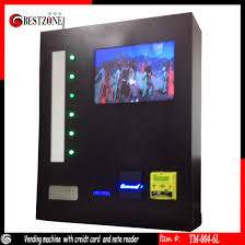 Dex Vending Machine Classy China Small Vending Machine With Credit Card And Note Readers Mdb