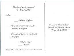 Response Cards For Weddings Wedding Invitation With Free Response Cards Cheap Wedding