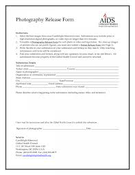 Photography Copyright Release Form Photography Copyright Release Form Resume Template Sample 19