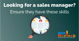 What Is An Analytical Skill Looking For A Sales Manager Ensure They Have These Skills