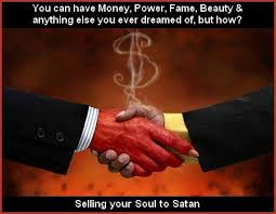 Image result for celebrities who sold their souls
