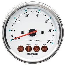 suzuki outboard gauge ebay Suzuki Df175 Outboard Wiring Diagrams suzuki outboard parts 4 Mercury Outboard Wiring Schematic Diagram