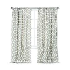 grey shower curtains target grey and white chevron curtains target threshold farrah southwest curtain panel grey