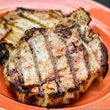 how to grill pork chops on a gas grill