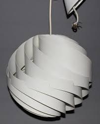 louis weisdorf for lyfa turbo 1 white pendant hanging lamp