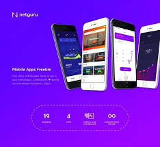 7 App Presentation Templates Free Premium After Effects Template