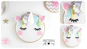 Unicorn Sewing Pattern Magnificent Design Inspiration