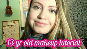 13 year old makeup tutorial josie m