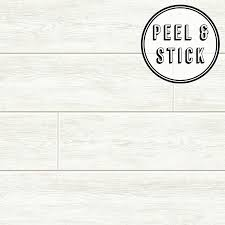 Wood Plank Peel and Stick Wallpaper ...