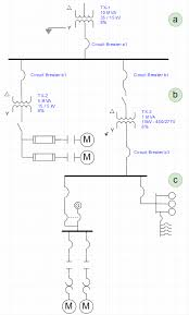 how to single one line diagram electric arc