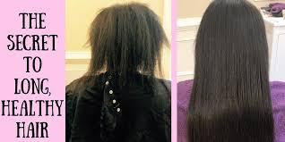 how to use rice water to grow hair