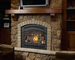 gas fireplace insert installation instructions inserts vented vs