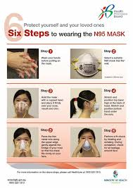 faq use of masks and availability of masks ministry of health how to wear the 3m mask