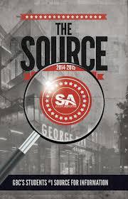 Sa The Source Agenda Cover Design On Behance
