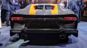 The price tag is a staggering 3.5 million euro. Bugatti Chiron Super Sport 300 Announced Update