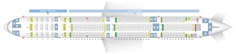 Emirates operates the world's largest fleet of boeing 777 aircraft. Seat Map Boeing 777 300 Emirates Best Seats In The Plane