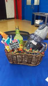 everyone who donates has a chance to win either a basket from their employee group representative or the second chance basket