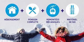 Week - end ski pas cher et locations court sjour au ski