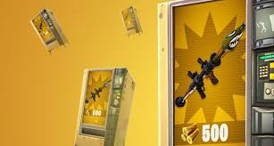 Where To Put Vending Machines Mesmerizing Fortnite Where To Find The Vending Machines