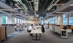 Design Offices An Inclusive And Diverse Office Design Design Insider