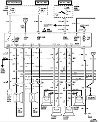 1998 chevy 2500 pcm wiring diagram chevrolet auto wiring diagrams 1998 chevy tahoe speaker wiring diagram at 1998 Chevy Tahoe Wiring Diagram