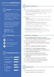 Murtaza Resume Webdeveloper Mesmerizing Servicenow Developer Resume