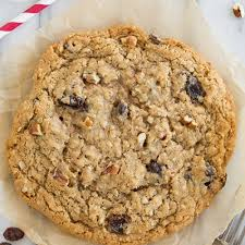 recipe for one oatmeal raisin cookie