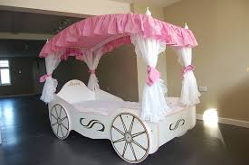 ... IMG_0202 Princess Carriage Bed